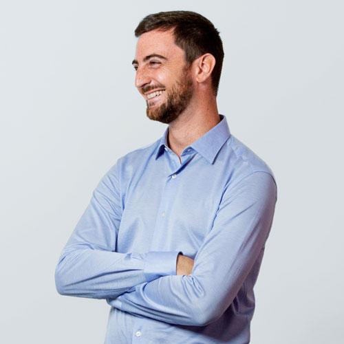 Portrait de Maxime Cuenin