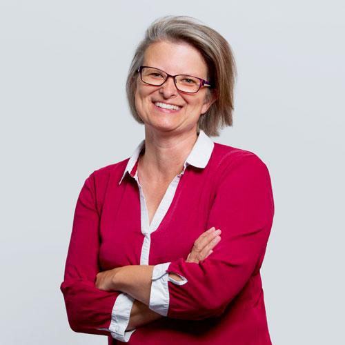 Portrait de Valérie Dethune